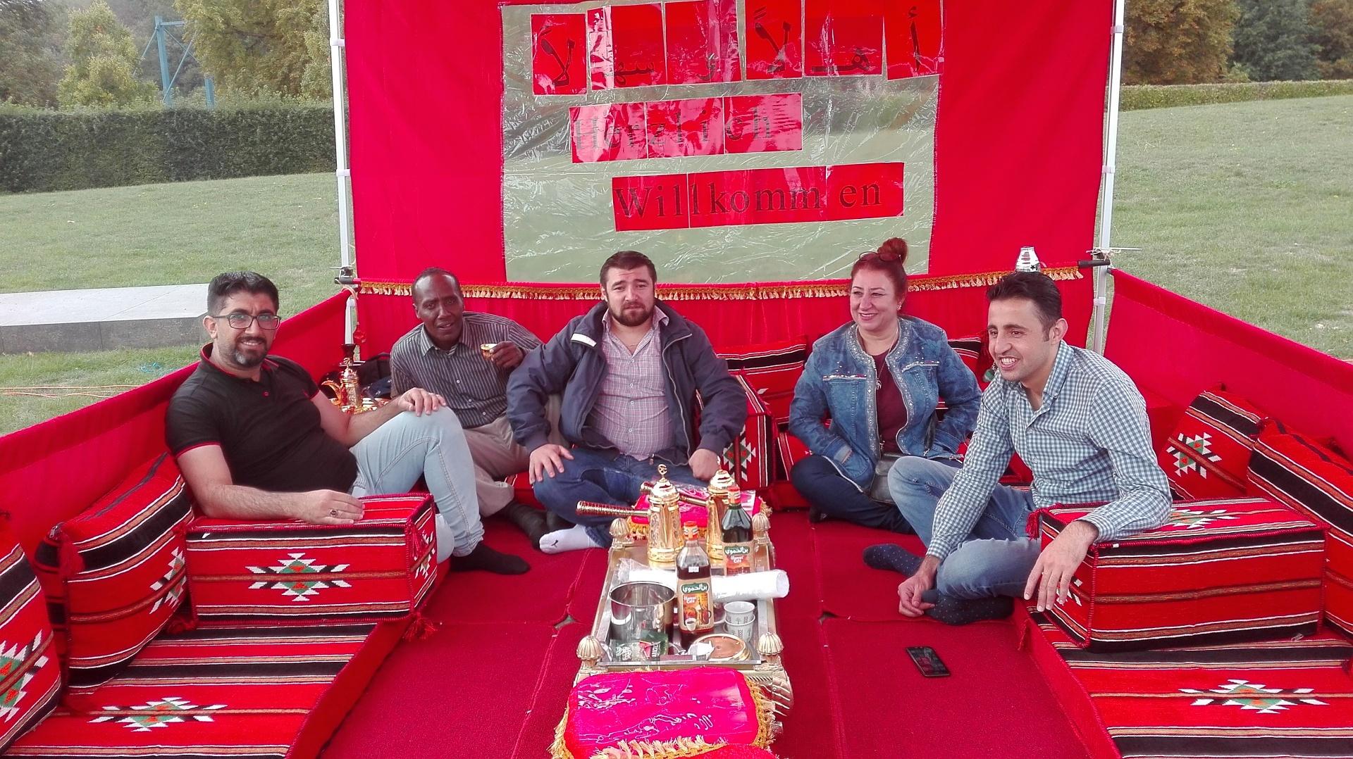 IKW Syrisches Zelt.2JPG