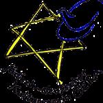 Logo: jüdisch-deutscher Kulturverein Gera
